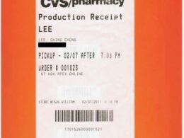 Susan Chana Lask Sues CVS for Ching Chong Racial Slur Receipt