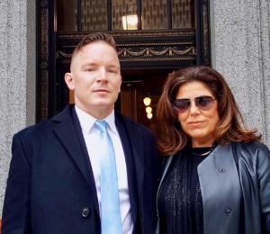 Lawyer Susan Chana Lask Settles Matt Christiansen Employment Lawsuit