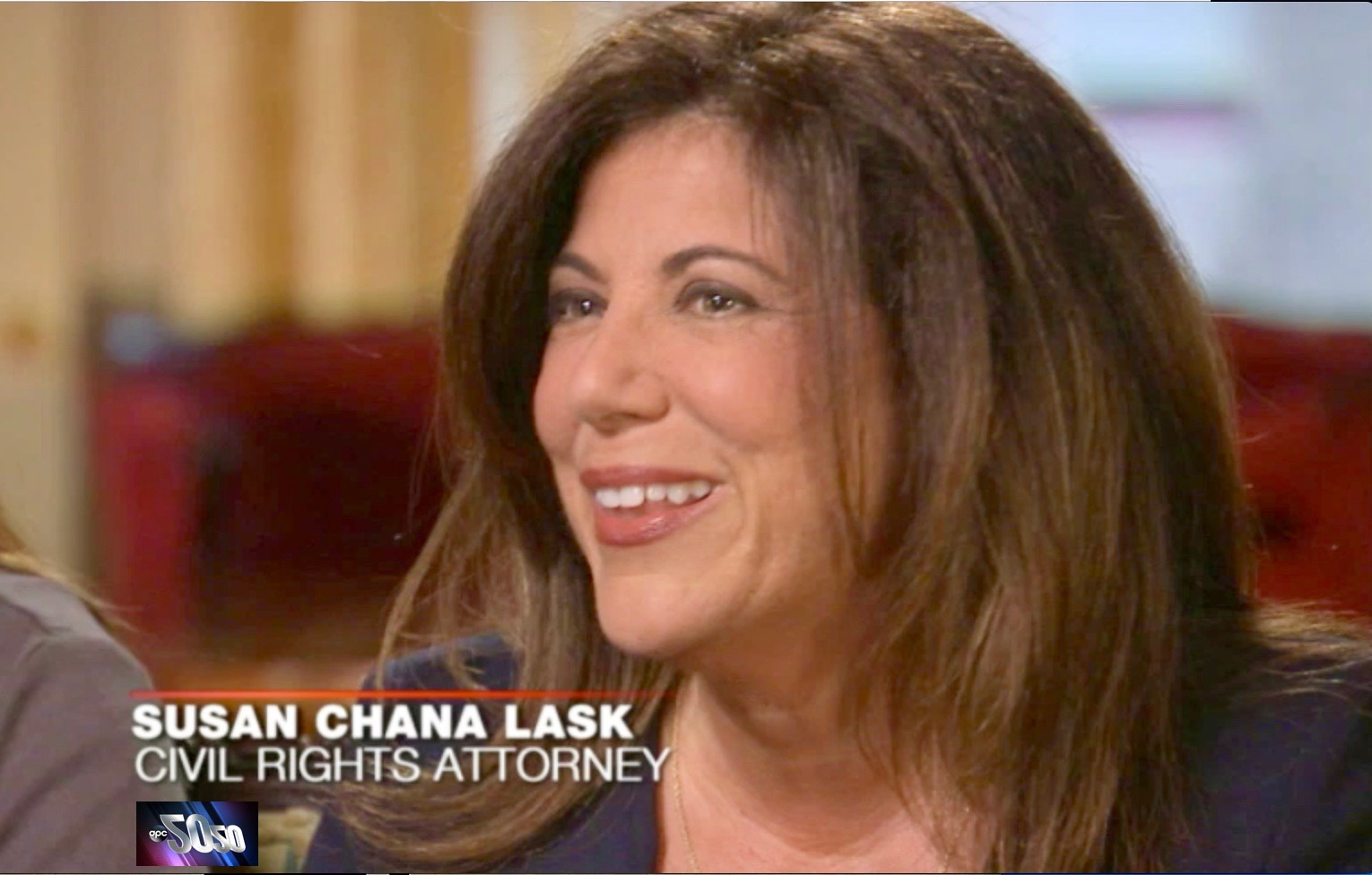 New York Lawyer Susan Chana Lask on ABC News for High Profile Civil Rights Case