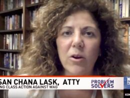 Consumer Class Action Attorney Susan Chana Lask on KOMO News