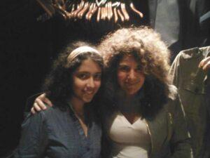Entertainment Lawyer Susan Chana Lask with Dora the Explorer Star Caitlin Sanchez