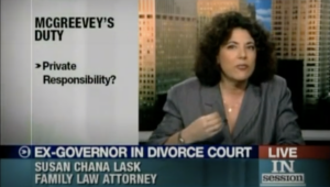 Divorce Attorney Susan Chana Lask on In Session