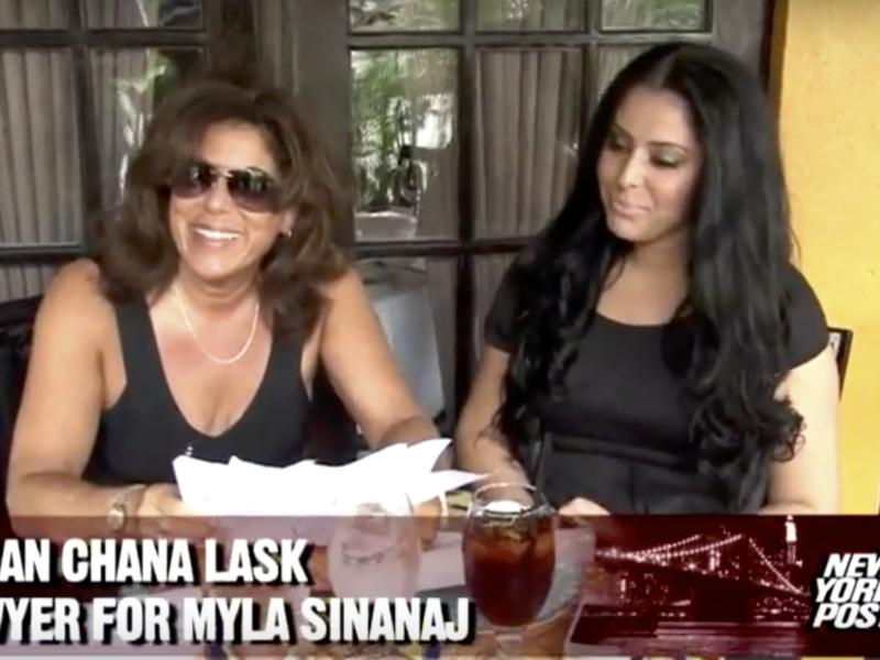 Susan Chana Lask Entertainment Lawyer in Kardashian Divorce