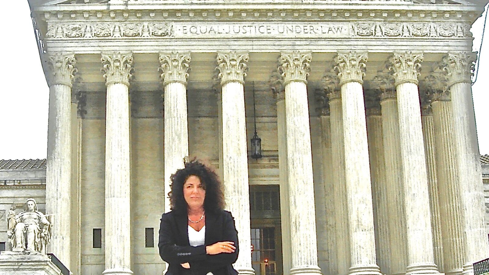 High Profile Lawyer Susan Chana Lask at Supreme Court