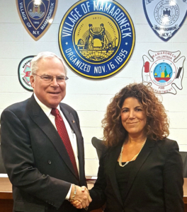Attorney Susan Chana Lask defends Puppy Mill Ban with Mayor Rosenblum