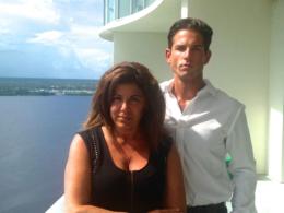 Susan Chana Lask Reps News Anchor Matt Dougherty